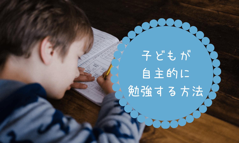 【実体験】宿題をやらない小学3年生が自主的に勉強するようになる6つの秘策